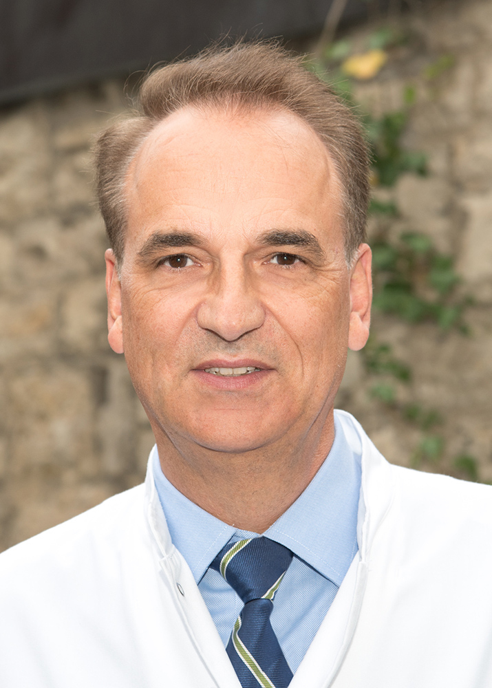 "Dr. med. Frank Schiefelbein auf dem internationalen Kongress ""Advanced Course Robotic Prostatectomy"" der Martini-Klinik Hamburg"