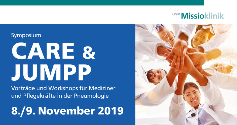 Symposium CARE & JUMPP